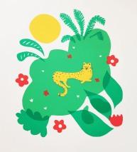 Supine Feline